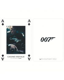 007 James Bond playing cards