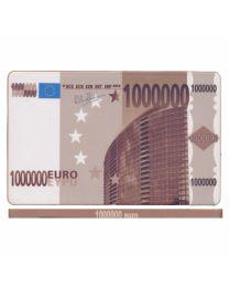 Poker plaque 1000000 Euro
