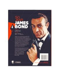50 years James Bond