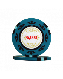James Bond casino chips $5,000