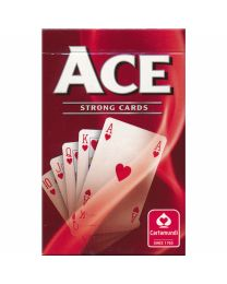 ACE Strong Cards Red
