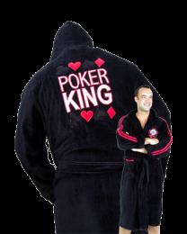 Bath Robe Poker King