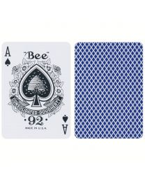 Bee Playing Cards Blue