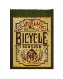 Playing Cards Bicycle Bourbon Whiskey