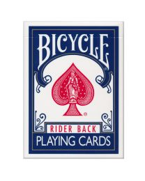 Bicycle Rider Back Playing Cards Blue