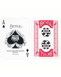 Bicycle WSOP playing cards