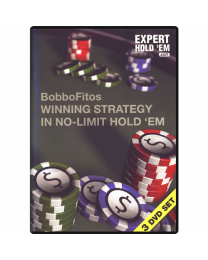 BobboFitos Winning Strategy in No-Limit Holdem