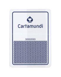 Cartamundi Plastic Casino Playing Cards Blue