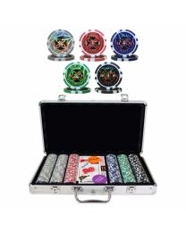 Cartamundi Texas Holdem Poker Case 300
