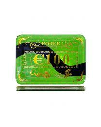 Casino Poker Plaque €100