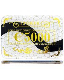 Casino Poker Plaque €5000