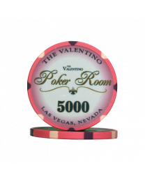 Poker Room chips 5000