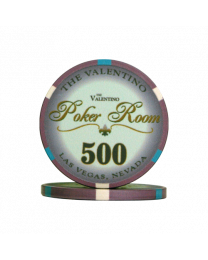 Poker Room chips 500