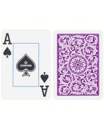 COPAG 1546 Playing Cards Purple & Grey