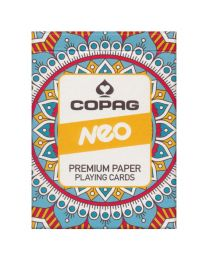 COPAG NEO paper playing cards yellow