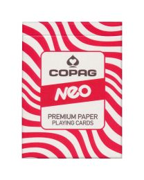 COPAG NEO paper playing cards red