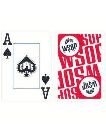 COPAG Playing Cards WSOP