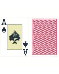 COPAG special edition gold cards red