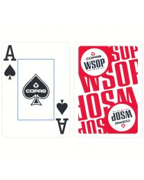 12 Decks COPAG WSOP Playing Cards