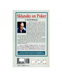 Sklansky on Poker