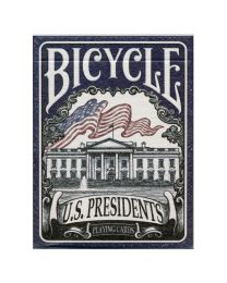 Bicycle U.S. Presidents Playing Cards Blue