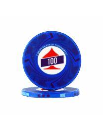 EPT Poker Chips 100