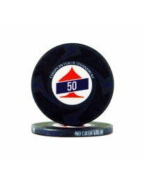 EPT Poker Chips 50