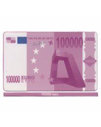 Poker plaque 100000 Euro