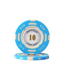 Euro Euro poker chips Monte Carlo €10 Monte Carlo €10