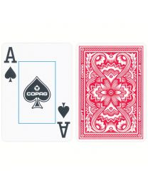 COPAG EPT playing cards red