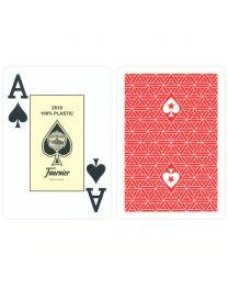 Fournier European Poker Tour Playing Cards Red