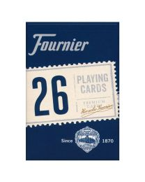 Fournier Bridge 26 Playing Cards Blue