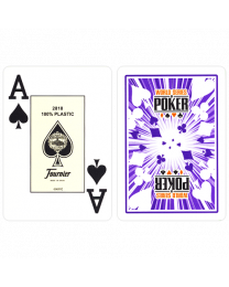 Fournier WSOP playing cards blue