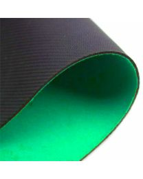 Rubber Poker Felt Table Top Green