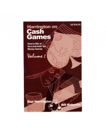 Harrington on Cash Games Volume I