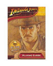 Indiana Jones Movie Playing Cards
