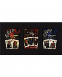 James Bond movie gift set