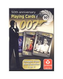 Limited Edition 007 cards 50th anniversary