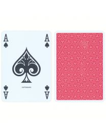 Joker Plastic Poker Playing Card Set of 2