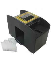 Automatic Card Shuffler for 4 Decks