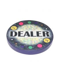Ceramic Dealer Button Mosaic