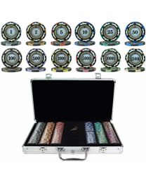Macao Poker Set 300