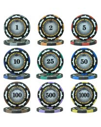 Macau Poker Set 300