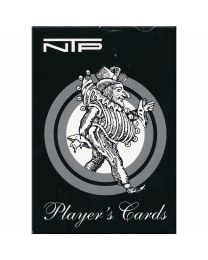 NTP Black Jack cards red