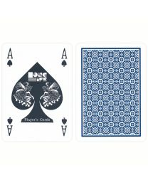 NTP poker cards blue