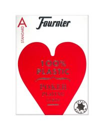 Fournier Standard Poker Playing Cards Red