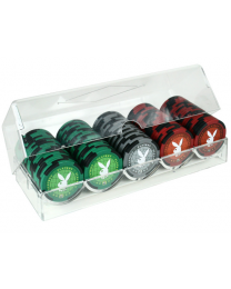 Playboy poker set 100