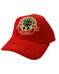 Poker hat Texas Hold'Em All-in No Limit
