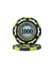 Macau Poker Chips One Thousand