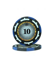 Macau Poker Chips Ten